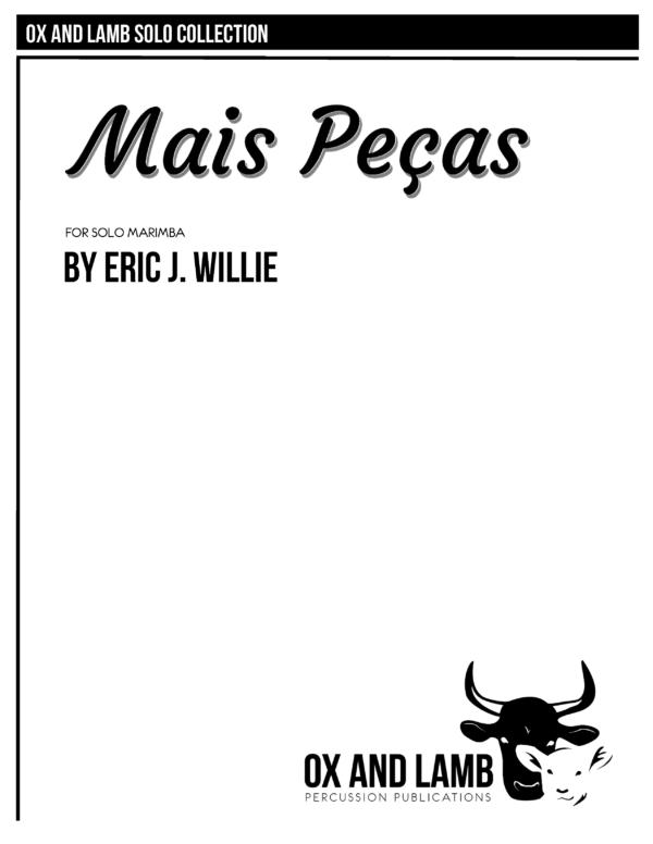 Willie_Mais Pecas_COVER