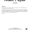 Willie_Mais Pecas_Preface