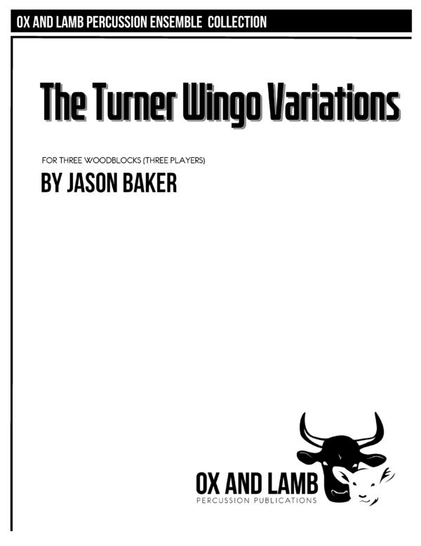 Baker_The Turner Wingo Variations_COVER