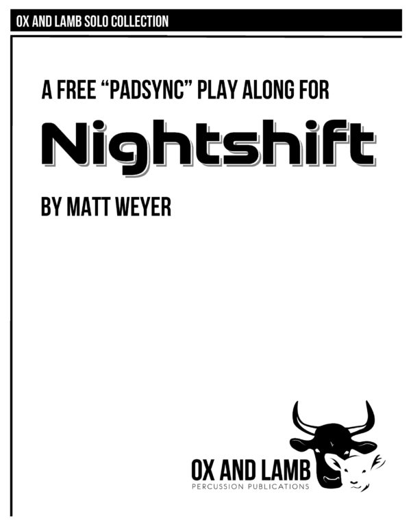 Weyer_Nightshift PadSync Play Along_Complete_Page_1