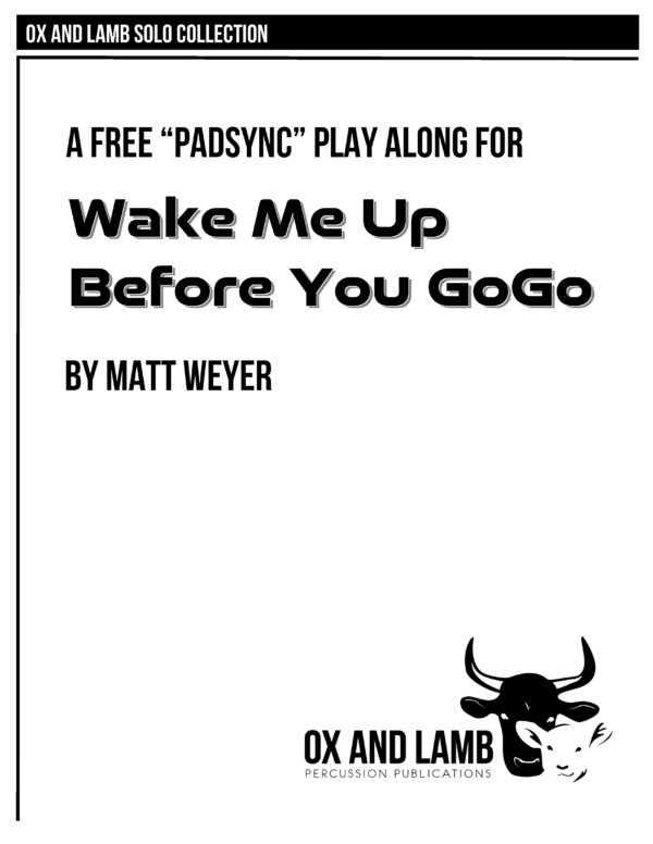 Weyer_Wake Me Up_Complete_Page_1