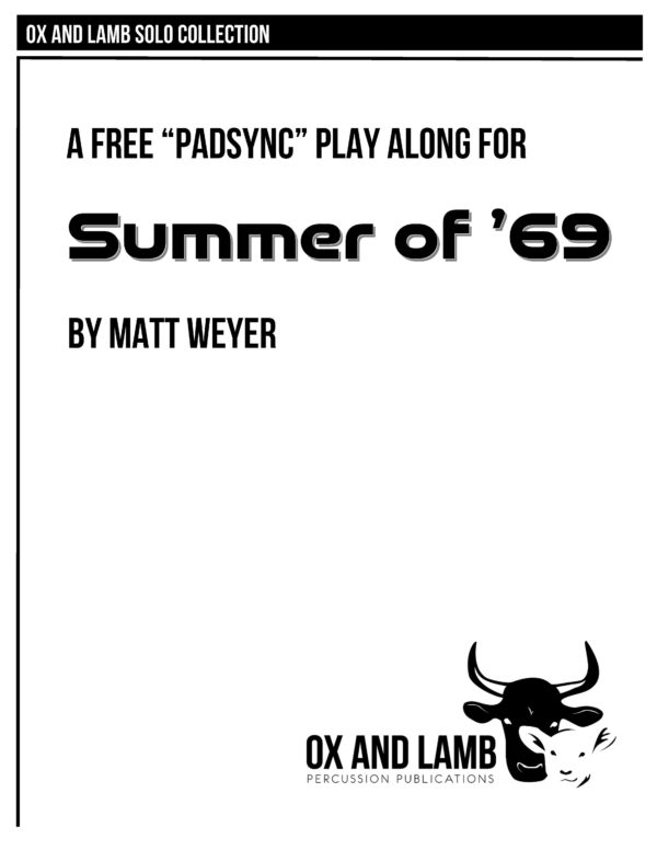 Weyer_Summer of '69_Complete_Page_1